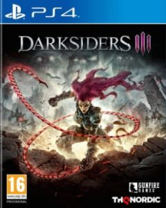 Gra Darksiders 3 (PS4)