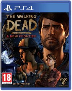 Gra The Walking Dead Season 3 (PS4)