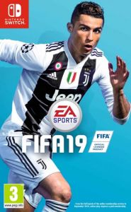 Gra FIFA 19 (Nintendo Switch)