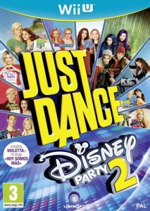 Gra Just Dance Disney Party 2 (Nintendo WiiU)