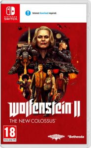 Gra Wolfenstein II: The New Colossus (Switch)