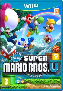 Gra New Super Mario Bros. U (WiiU)