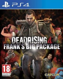 Gra Dead Rising 4: Frank's Big Package (PS4)