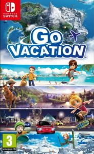 Gra GO VACATION (Nintendo Switch)