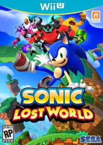 Gra Sonic Lost World (WiiU)
