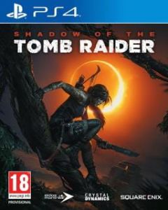 Gra Shadow of the Tomb Raider (PS4)