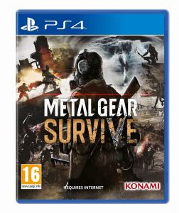 Gra Metal Gear Survive (PS4)