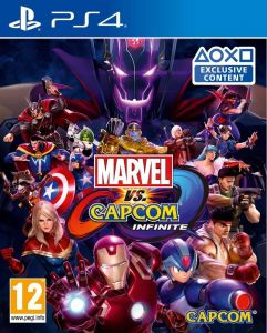 Gra Marvel vs Capcom Infinite (PS4)