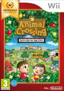 Gra Animal Crossing: Lets go to the City Selects (Nintendo Wii)