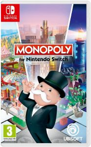 Gra Monopoly (Nintendo Switch)