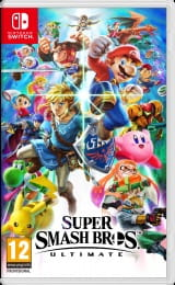 Gra Super Smash Bros. Ultimate (Nintendo Switch)