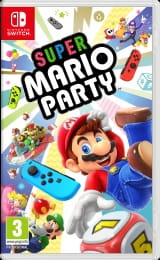 Gra Super Mario Party (Nintendo Switch)