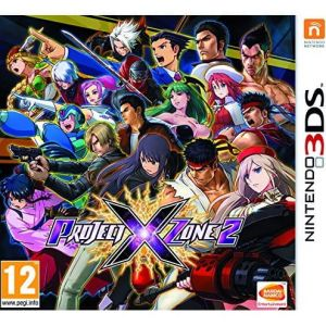 Gra Project X Zone 2 (Nintendo 3DS)