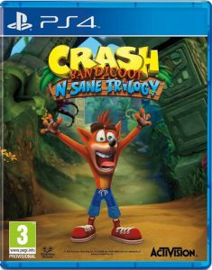 Gra Crash N.Sane Trilogy (PS4)