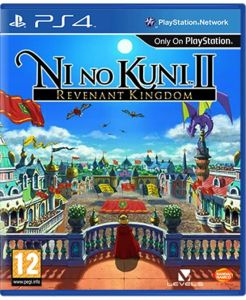 Gra Ni No Kuni II Revenant Kingdom (PS4)