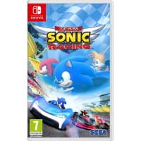 Gra Team Sonic Racing  (Nintendo Switch)