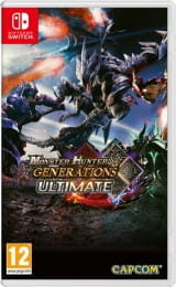 Gra Monster Hunter Generations Ultimate (Nintendo Switch)