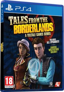 Gra Tales from the Borderlands: A Telltale Games Series (PS4)