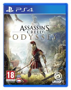 Gra Assassin's Creed Odyssey (PS4)