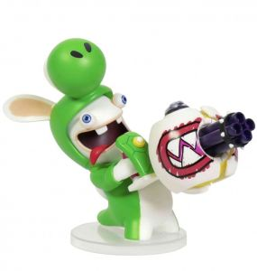 "Figurka Mario + Rabbids Kingdom Battle 3"" - Yoshi"