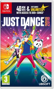 Gra Just Dance 2018 (Nintendo SWITCH)