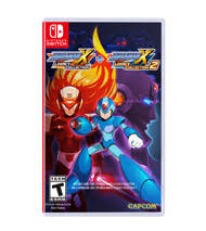 Gra Mega Man X Legacy Collection 1 + 2  (Nintendo Switch)