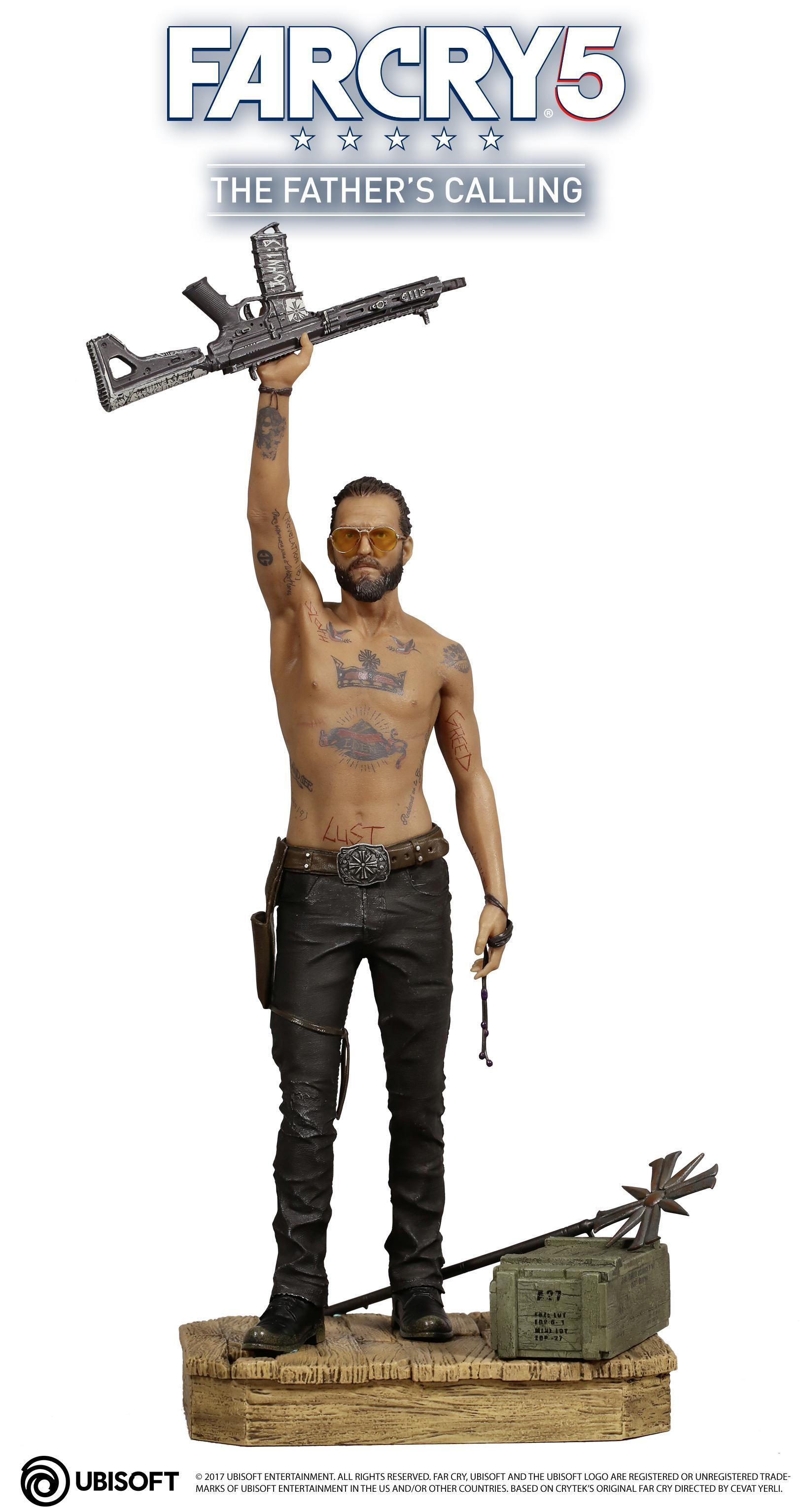 Figurka Far Cry 5 Joseph Seed The Father's calling 32cm