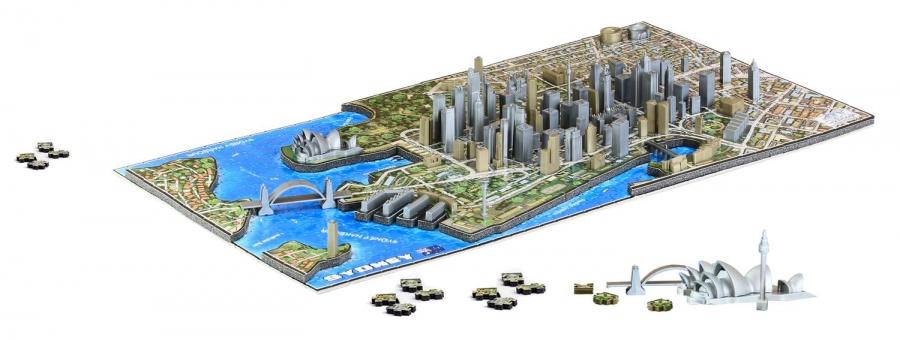 Puzzle 4D - Sydney
